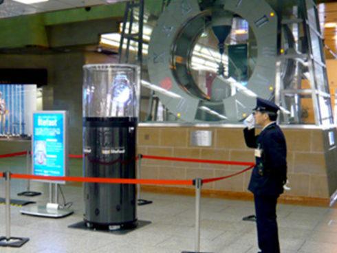JR大阪駅にlitefast登場