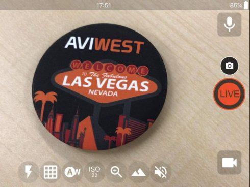 AVIWESTの中継システム機器