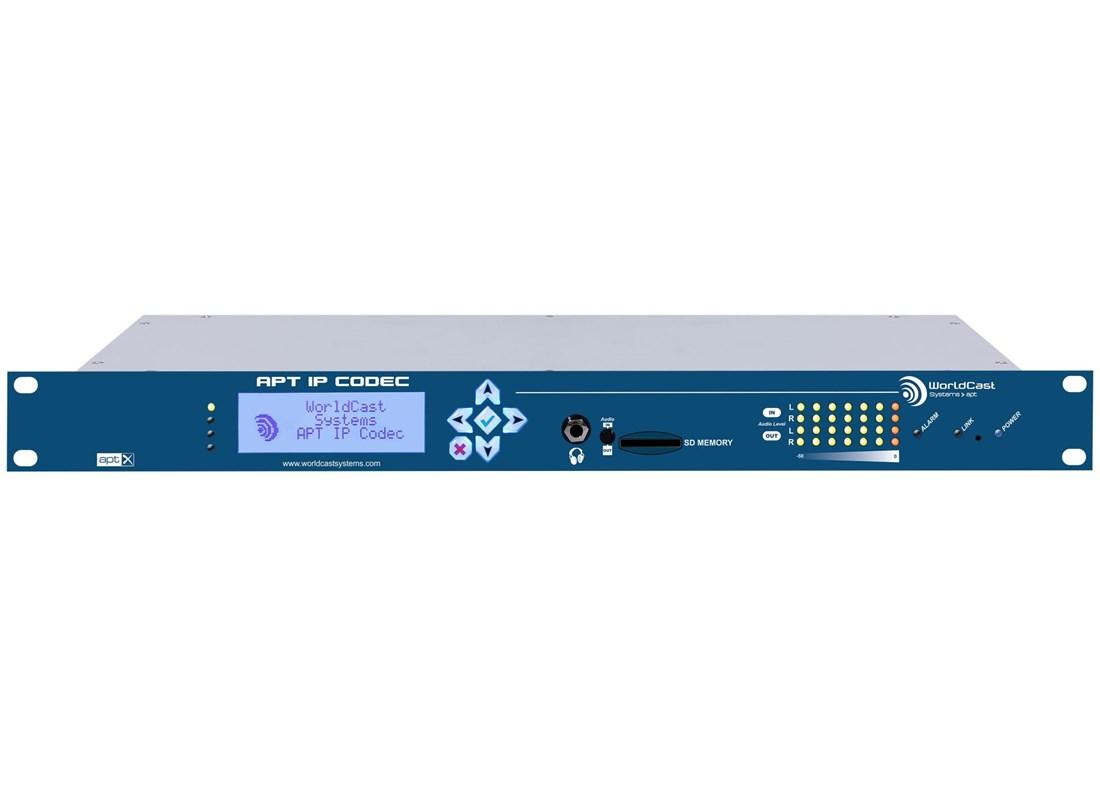 APT IP CODEC(Horizon NextGen)/IP専用音声コーデックの画像