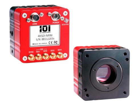 Victorem 4KSDI-MINI/コンパクト4Kカメラモジュール(グローバルシャッター)の画像