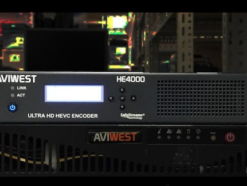 After NAB Show情報 -AVIWEST HE4000-