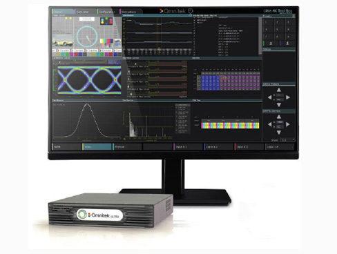 Ultra 4K ToolBox/フィジカルレイヤーアナライザ/データアナライザ/ジェネレータ