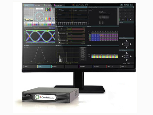 Ultra 4K ToolBox/フィジカルレイヤーアナライザ/データアナライザ/ジェネレータの画像