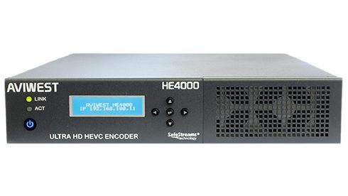 HE4000/UHDエンコーダー
