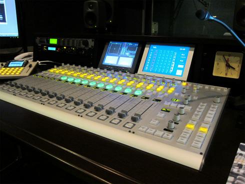 【販売終了品】52/RX デジタルミキサー/DHD.audioの画像