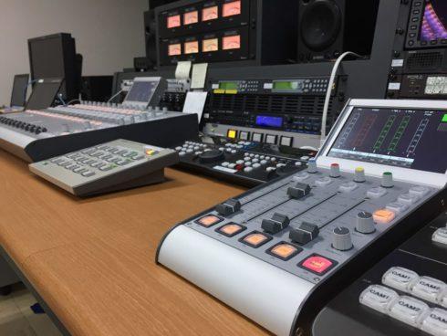 DHD.audio 52/DXミキサー導入事例-中海テレビ様 –
