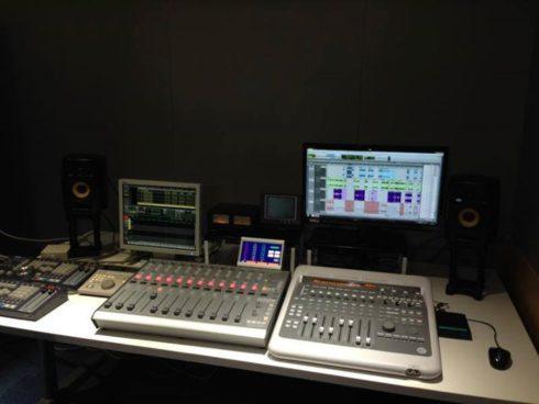 カスタマイズミキサーDHD.audio 52SX導入事例 MBSラジオ様
