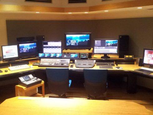システム工事 導入事例 音響ハウス第4編集室