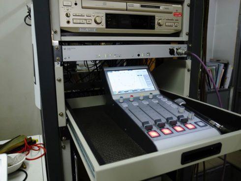 カスタマイズミキサーのDHD.audio製品導入事例-文化放送様-