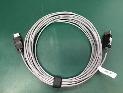 LUSEM 光ファイバーケーブル(Active Optical Cable)