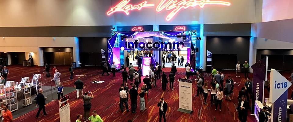 Infocomm2018に参加してきました