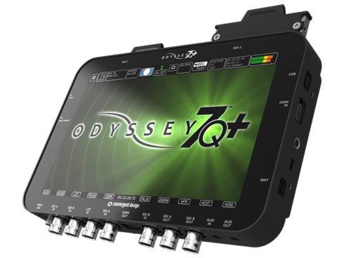 【販売終了】Odyssey7Q+/モニタリングレコーダー