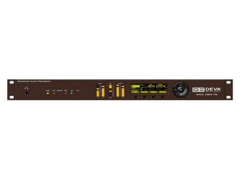 DB-64FM/4バンドオーディオプロセッサー