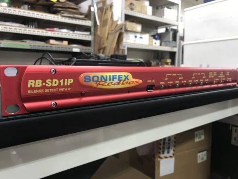 RB-SD1IP/無音検知器