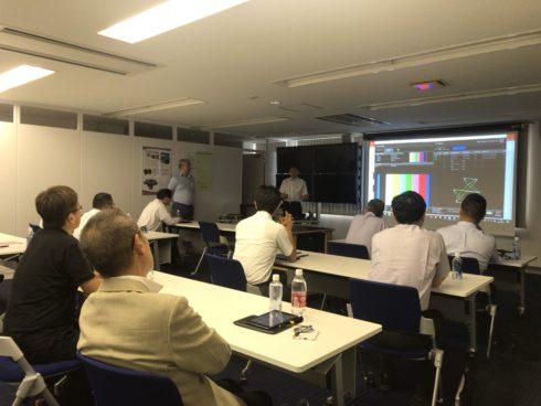 JAVCOM6月度の勉強会が開かれました