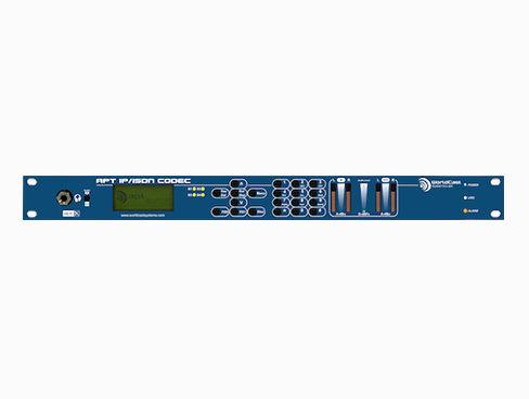 【販売終了】APT IP/ISDN CODEC(Equinox)/ISDN対応音声コーデック