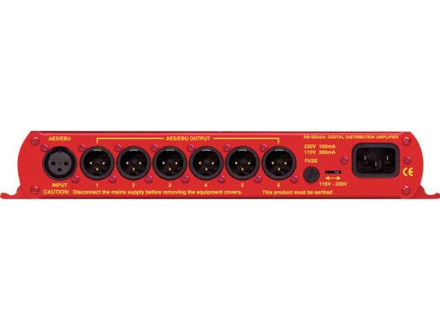 RB-DDA6A デジタル音声分配器