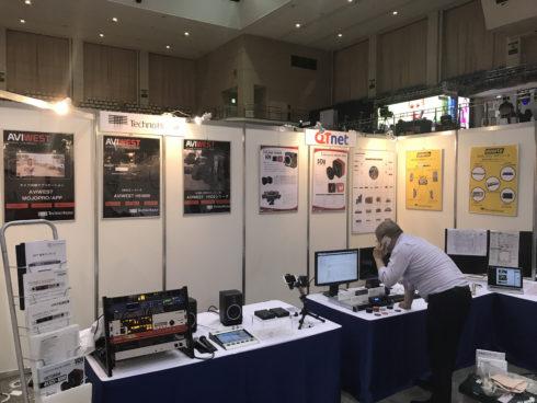 九州放送機器展2018の準備進んでます!