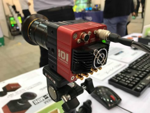 コンパクトな4KSDI miniカメラの新製品