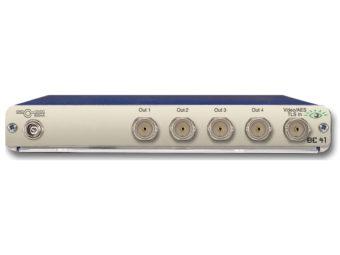 BrightEye41 アナログビデオ/AES/3値シンク/SMPTE 310M/Dolby E/AC-3分配器の画像