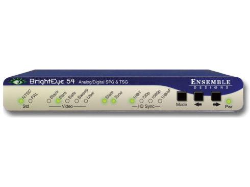 BrightEye54 シンクパルス/テストパターンジェネレーター(SPG/TSG)