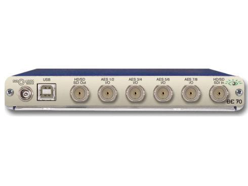 BrightEye70 HD/SD-SDI AES エンベ/ディエンベデッダー