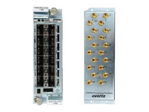 570IPG-X19-10G IPメディアゲートウェイ