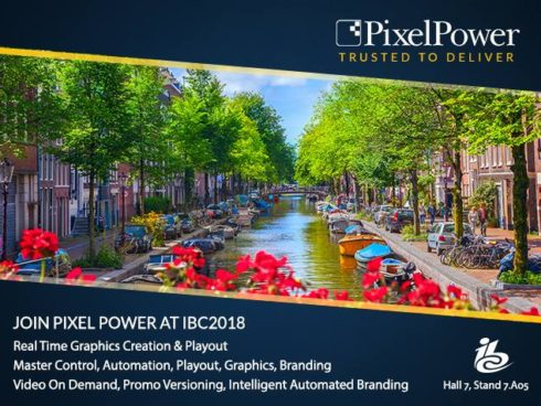 IBC2018info -Pixel Power-