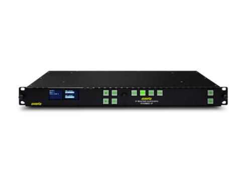 5700MSC-IP IPネットワークグランドマスタークロック/ビデオマスタークロックシステム