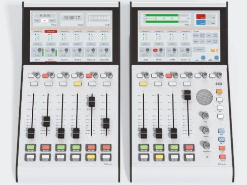 SX2/コンパクトデジタルミキサー