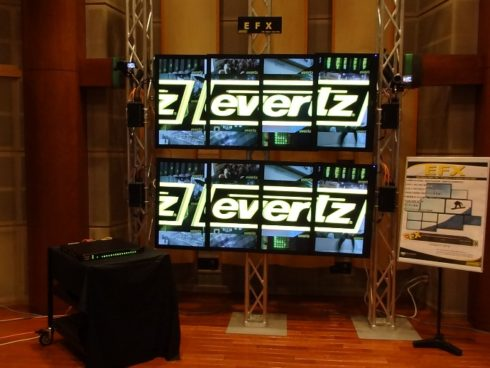「evertz Open House 2011」内覧会フォトレポート