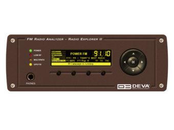 RadioExplorer2/GPS対応FMラジオアナライザーの画像