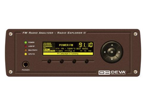 RadioExplorer2/GPS対応FMラジオアナライザー