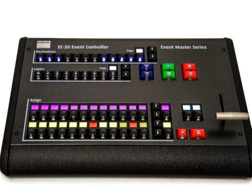 EC-30/小型イベントコントローラー