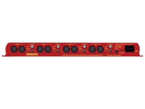 RB-LU4/バランス-アンバラコンバーター/4ch