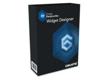 Widget Designer/インタラクティブアプリケーションビルダーの画像