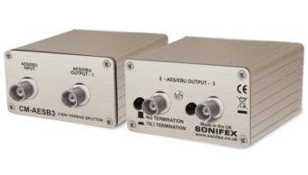 CM-AESB3/AES音声分配器/BNCコネクタタイプの画像