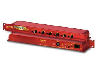RB-DHD6/6chデジタルヘッドホンアンプの画像