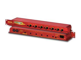 RB-HD6/6分配ヘッドフォンアンプの画像