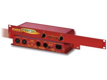 RB-MA2G/2chマイクアンプ・GAIN機能付の画像