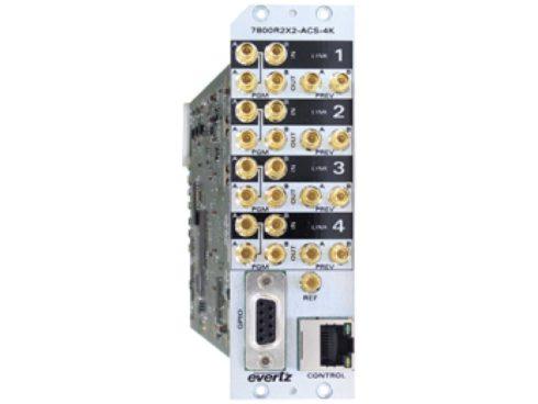 7800R2x2-ACS-4K / 4K対応チェンジオーバー/クリーンスイッチ機能付き