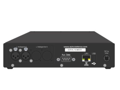 APT IP ENCODER SILVER / IP音声エンコーダー