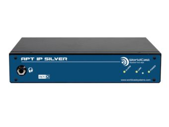 APT IP ENCODER SILVER / IP音声エンコーダーの画像