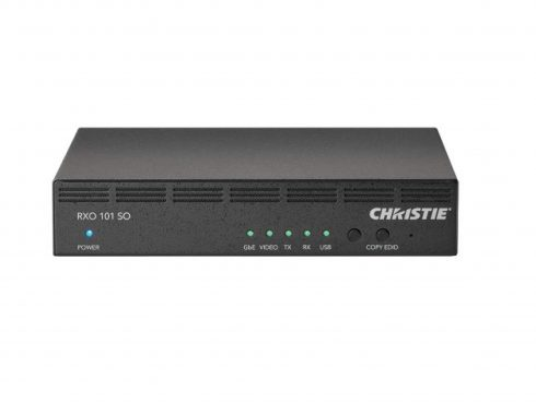 Christie Terra Receiver / 非圧縮オーディオビジュアルIP伝送装置