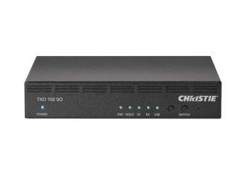 Christie Terra Transmitter / 非圧縮オーディオビジュアルIP伝送装置の画像