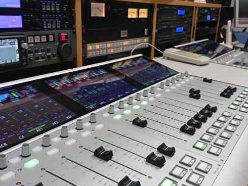 DHD.audio RX2デジタルミキサー導入事例-青森放送様-