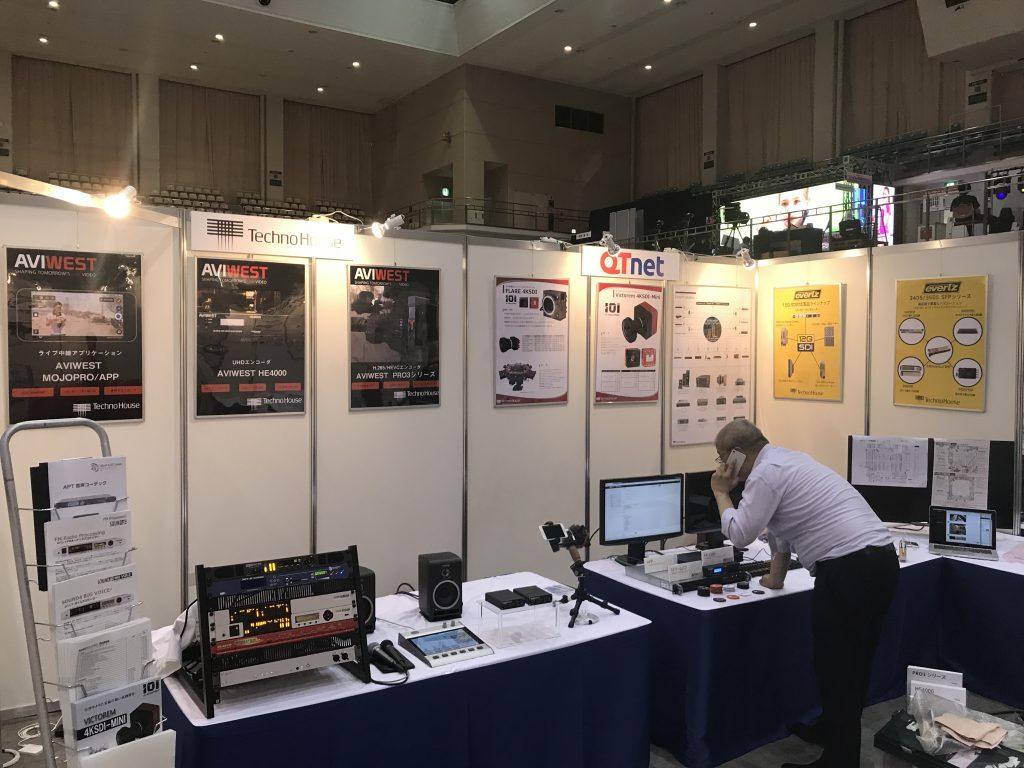 九州放送機器展2018_technohouse