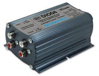 AVN-DIO04 / Dante®対応 アナログRCAステレオ入出力IO BOXの画像