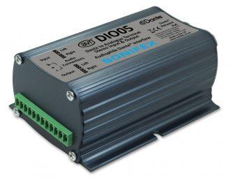 AVN-DIO05 / Dante®対応アナログターミナルブロック ステレオ入出力 IO BOXの画像