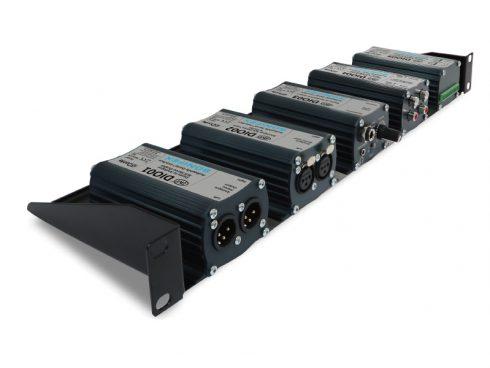 Dante®を使ったシステム構成でマルチチャンネルのブレイクアウトを使用する